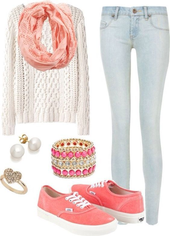 Cute Outfit Ideas For Teen Girls