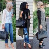 2 minute simple everyday hijab style 2017