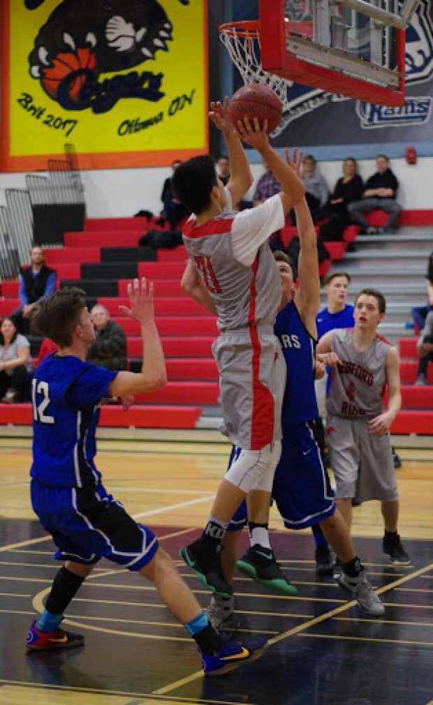 Saskatoon Christian School Cougars vs. Bedford Road Redhawks