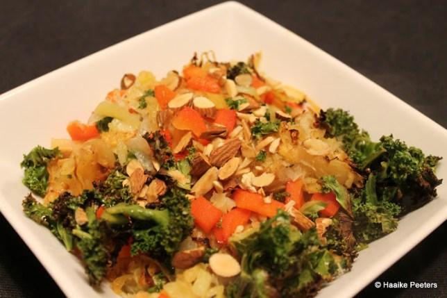 Röstischotel met zuurkool (De groene meisjes)