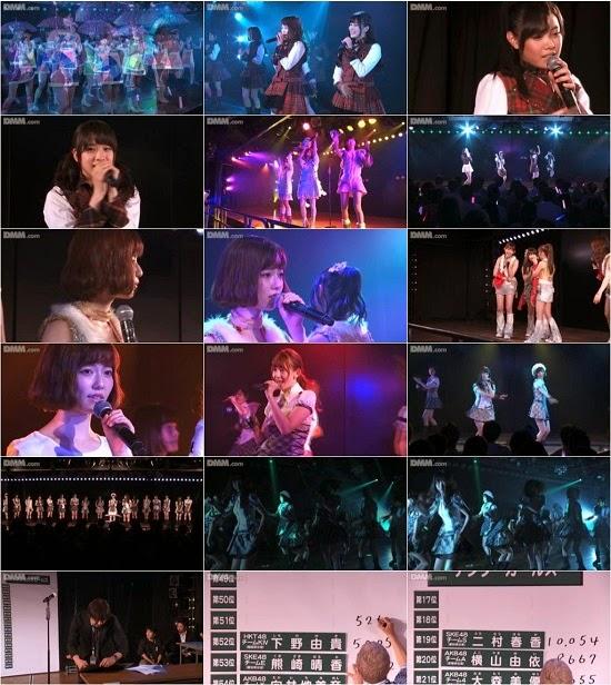 "(LIVE)(公演) AKB48 チームA ""恋愛禁止条例"" 島崎遥香の生誕祭 150520"