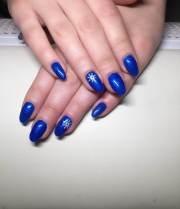 amazing blue nail art ideas 2017