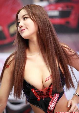 Im Ji Hye người mẫu Hàn Quốc