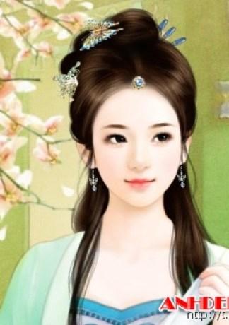 Hình ảnh girl xinh 3D xuyên thế kỷ