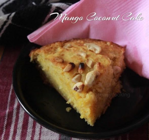 Mango Coconut Cake2