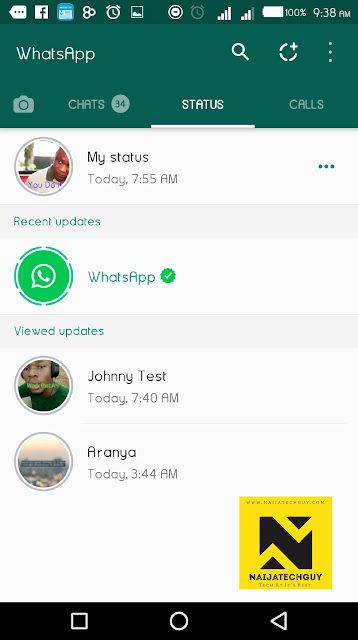 WhatsApp Snapchat Like Update Goes Global - What You Should Know 4