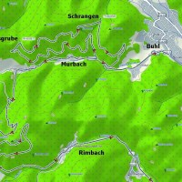 Cols de Wolfsgrube, Schrangen et Judenhut
