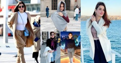 Amna Malick Showing Beauty of Turkey in her latest pictures