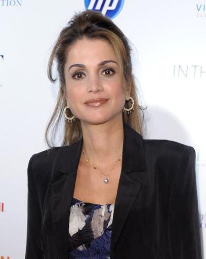 Queen Rania Body Size