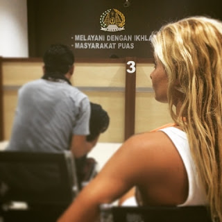 como extender la visa en indonesia
