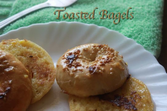 Toasted Bagels4