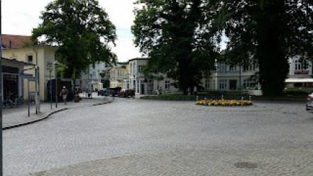 Ortszentrum Zinnowitz
