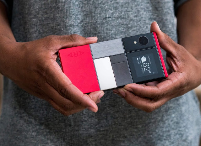 Google's Modular Phone To Go On Sale Next Year  (Project Ara) 1