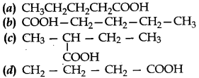 MCQ Question for Class 10 Science Chapter 4 Carbon and its Compounds with answer