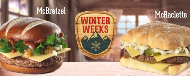 McDonald's Winter Weeks