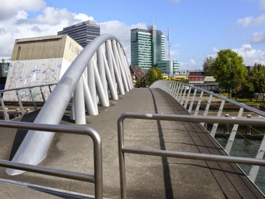 Oosterdok bridge