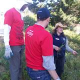 IVLP 2010 - Volunteer Work at Presidio Trust - 100_1412.JPG