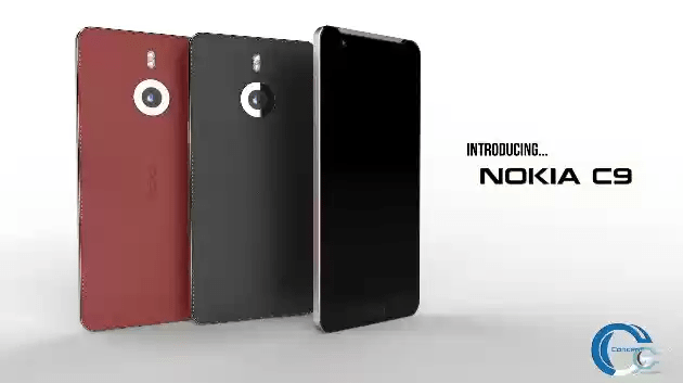 This Nokia C9 Concept Is Totally Amazing 1