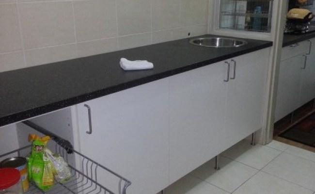 Kabinet Dapur Pasang Siap