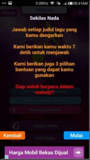 game android pecinta lagu indonesia