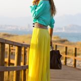 stylish maxi skirts for women 2015 2016