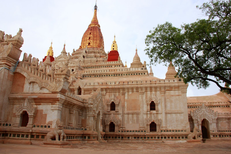 Shabby restoration made Bagan lose UNESCO World Heritage site title