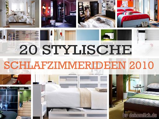 IKEA Schlafzimmer 2010  20 komplette Schlafzimmer fr himmlische Nchte