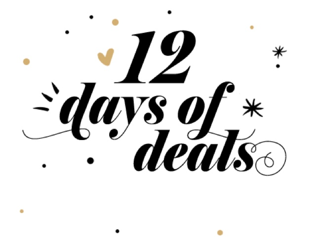 Unwrap a New Deal Everyday to find the perfect for everyone on your list