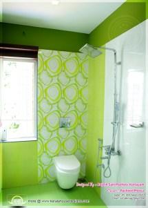 Kerala House Interior Bathroom Designs