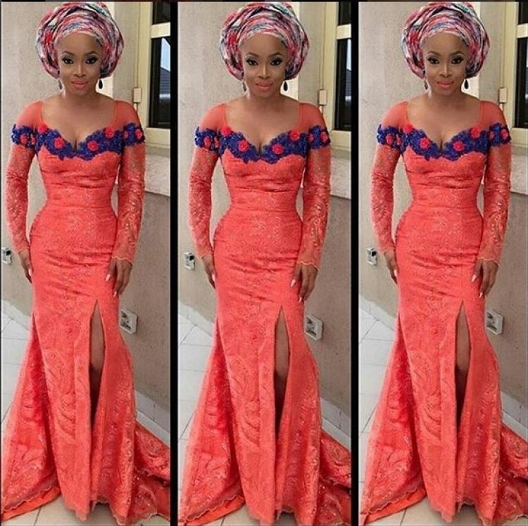 Nigerian Traditional Wedding Attire Inspiration - Styles 2d