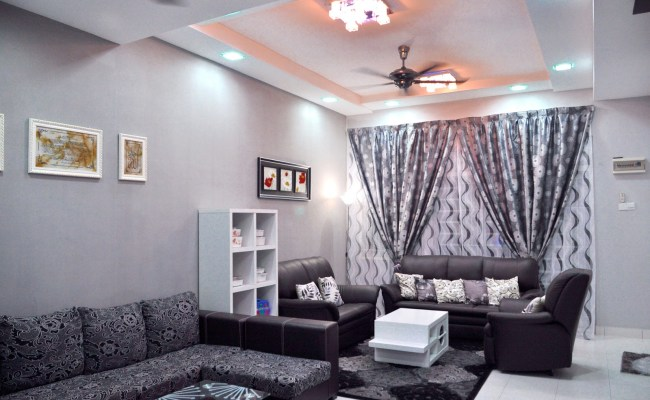 Warna Kelabu Untuk Ruang Tamu Desainrumahid Cute766