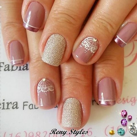 Latest Cute Nail Designs For Girls 2017 Reny Styles