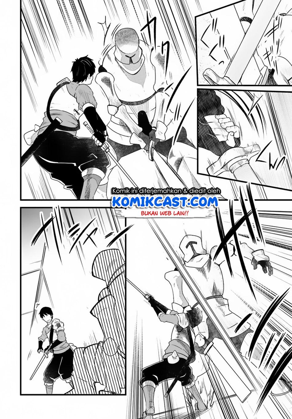 Seichou Cheat de Nandemo Dekiru you ni Natta ga, Mushoku dake wa Yamerarenai you desu: Chapter 24 - Page 13
