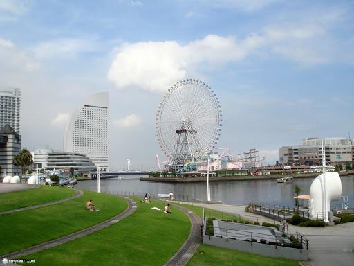6 Amazing Places You Must Visit In Yokohama  Reformatt Travel Show