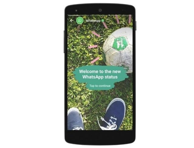 WhatsApp Is Adding A Snapchat-Like Update 1