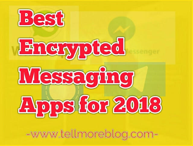5 Best Encrypted Messaging Apps for 2019 1