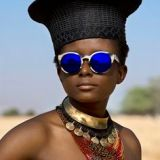 Zulu woman in traditional outfit 2016 style