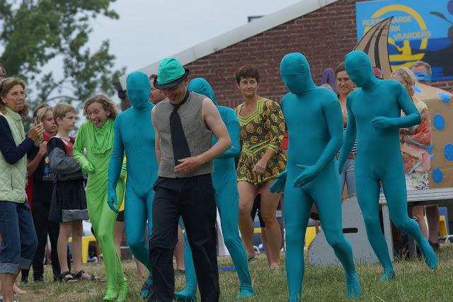 Groen springt mee aan Big Jump