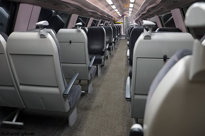 Brussels Airport train