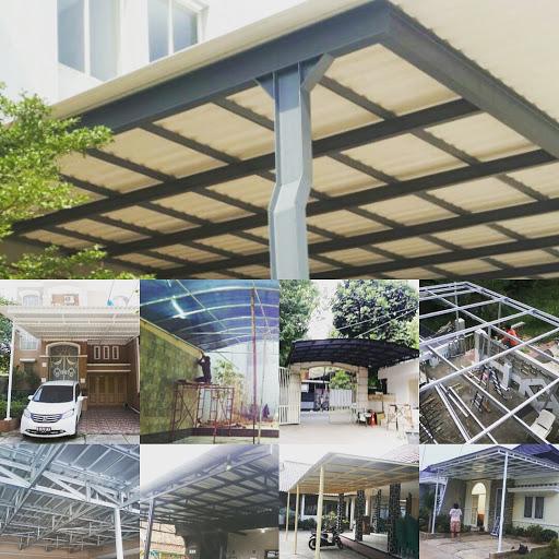 harga besi baja ringan untuk kanopi garasi jakarta: bintaro | bsd ...