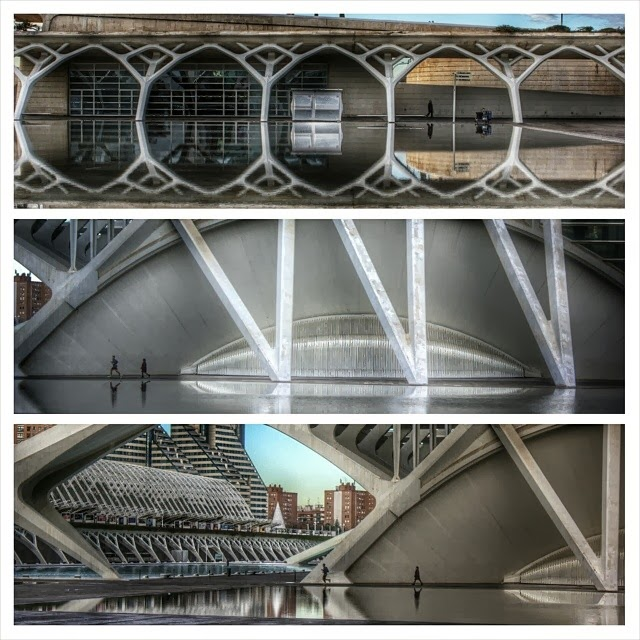 City of the Arts and Sciences, Valencia, Spain