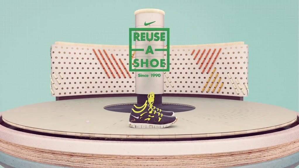 *Nike Grind跑鞋回收循環:趣味動畫短片! 2