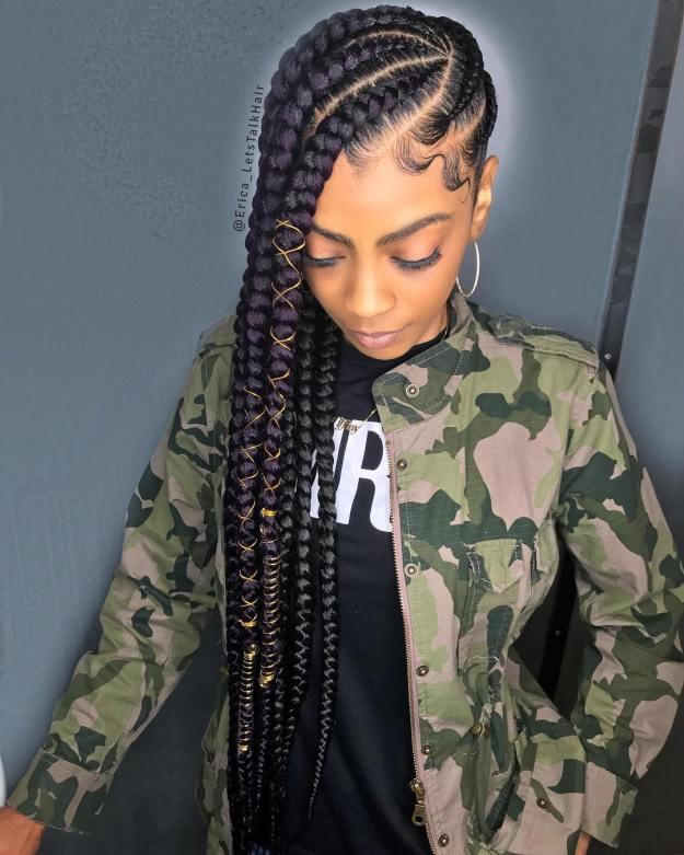 Cornrow Female Styles 2018-2019 Cornrow Hairstyles 2