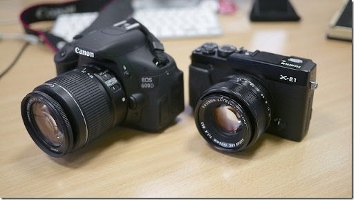 perbandingan mirrorless dan dslr