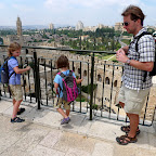Along the Northern Ramparts, Jerusalem.