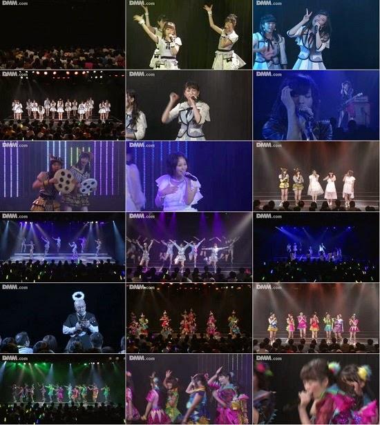 """(LIVE)(公演) NMB48 チームN """"ここにだって天使はいる"""" 公演 150228"""