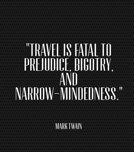Life travel quotes from Mark Twain