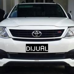 Harga Toyota Yaris Trd Bekas Mobil All New Kijang Innova 2018 Fortuner Daftar Baru Dan