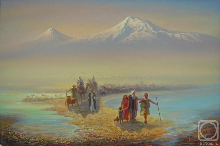 сыновья Ноя и их дела