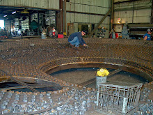 Plant maintenance shops can do regular inspections of their EAF roofs during scheduled down times and add new slag retainers as needed.